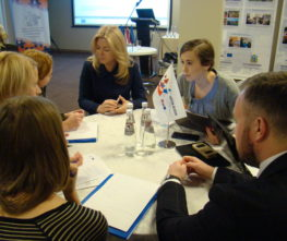 Latvia-Russia CBC Programme meets potential applicants in Pskov
