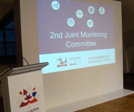2nd meeting of the Joint Monitoring Committee took place in Daugavpils, Latvia