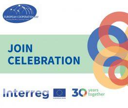 Join European Cooperation Day and Interreg 30 celebration!