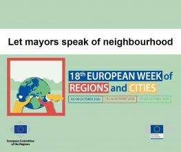 7 ENI CBC programmes and 4 mayors speak of neighbourhood