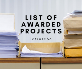List of awarded projects