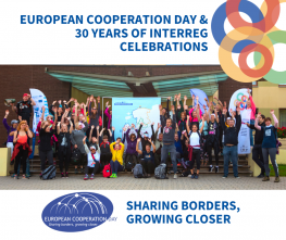Celebrating cooperation between people, regions, and countries